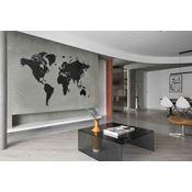 houten wereldkaart 280-170