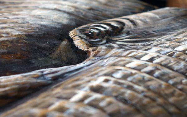 Metal Art 3D Olifant Wanddecoratie - Schilderij