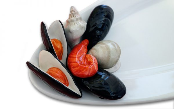ovale serveerschaal