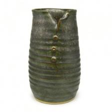 Vaas groen keramiek uit Vietnam (1)