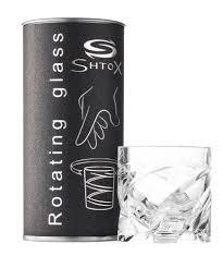 Shtox roterend whiskyglas