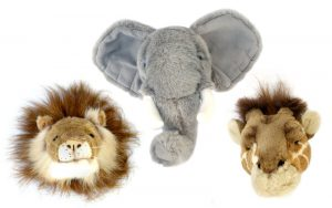 Safari trophies Wild & Soft