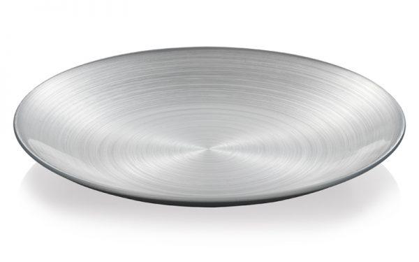 Glazen Schaal Bombay Platinum