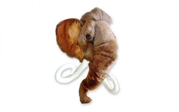 Dierenkop mammoet