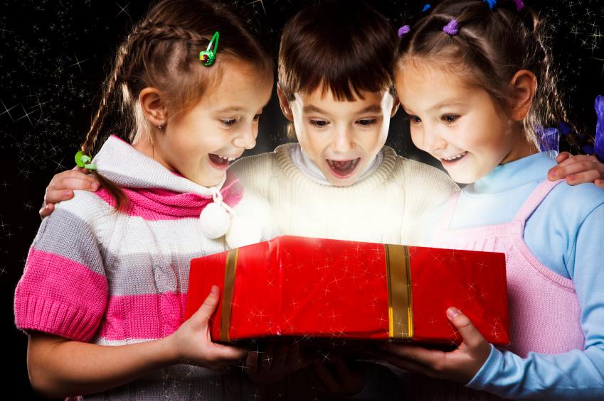 Kinder cadeau