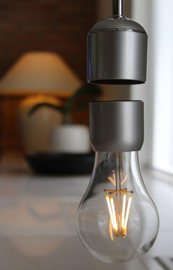 Magnetische zwevende lamp
