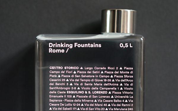 Waterfles Rome