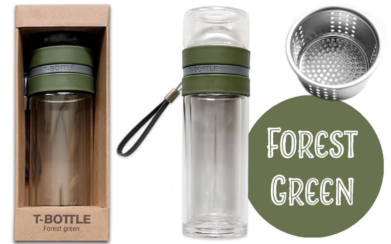 Theefles T-BOTTLE Forest