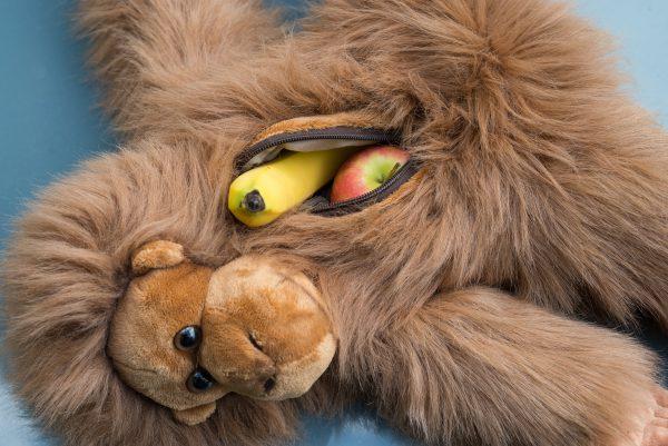 Rugzak aap van Wild & Soft
