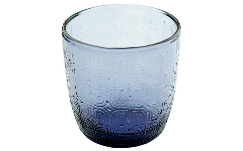 Luxe Waterglazen 'Sixties' Blauw