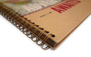 scrapbook, plakboek 'adventure'