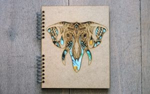 Notebook 'Olifant'