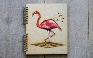 Notebook 'Flamingo'