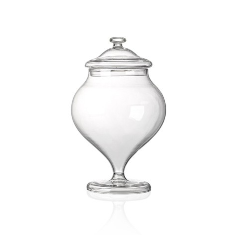 Glazen Pot Aurora IVV